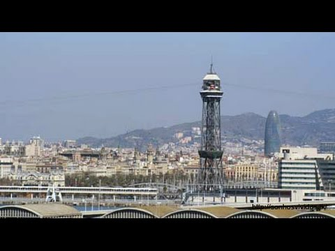 Barcelona - Arrival and Panoramic View from Costa Serena