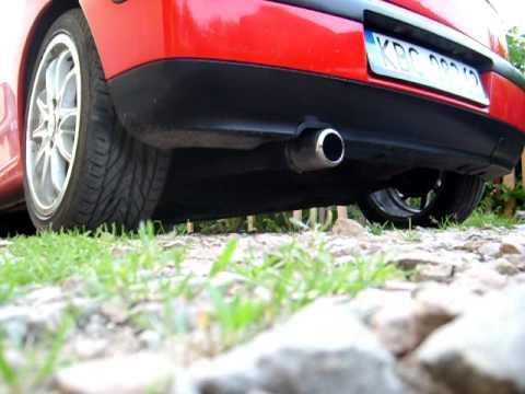 Seat Ibiza Fl Sdi Exhaust Sound Youtube