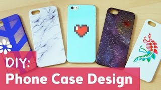 DIY Phone Case Design