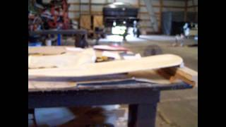 Huntington Harbor Kayak Built From Free Plans Pt.4