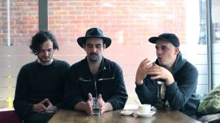 "Moderat talk new album, live show, the ""LED war"" and more"