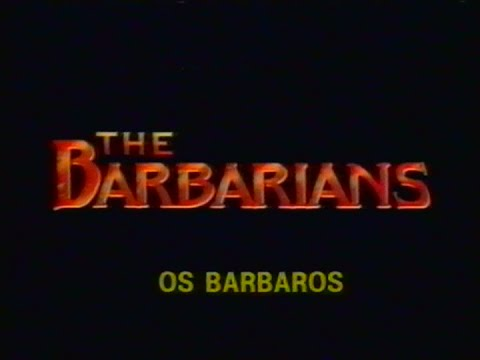 Trailer do filme Os Bárbaros