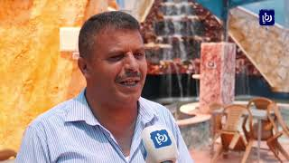 قرية النصارية تستقطب الزوار بمنتجعاتها وسط الطبيعة الخلابة (8-6-2019)