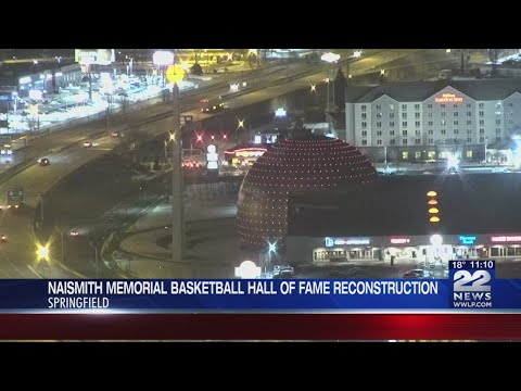 Major Makeovers Coming To Basketball Hall Of Fame In Springfield