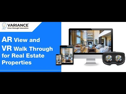AR & VR for Real Estate Properties Buying and Selling