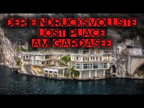 Der Eindrucksvollste Lost Place am Gardasee I Hotel Ponale I Lost Places Italien