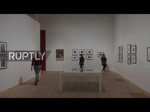 UK: Visual art marking 100th anniversary of Russian Revolution goes on display in London