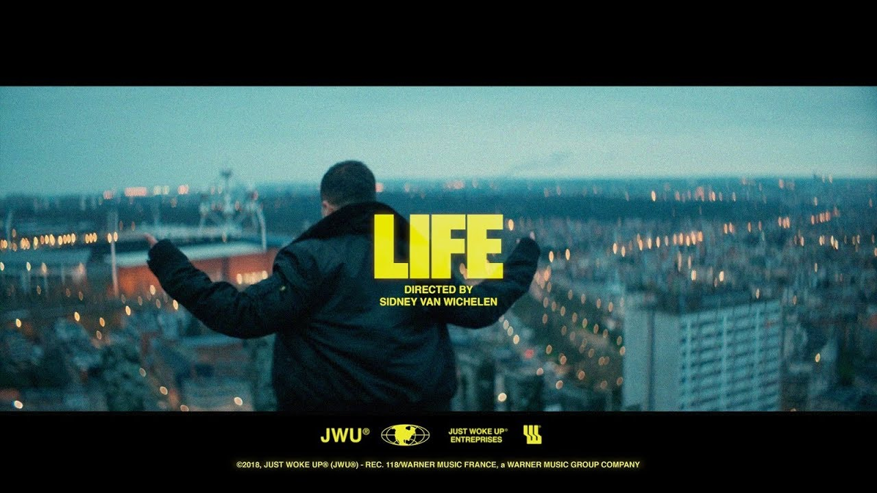 Hamza - Life (Clip officiel)