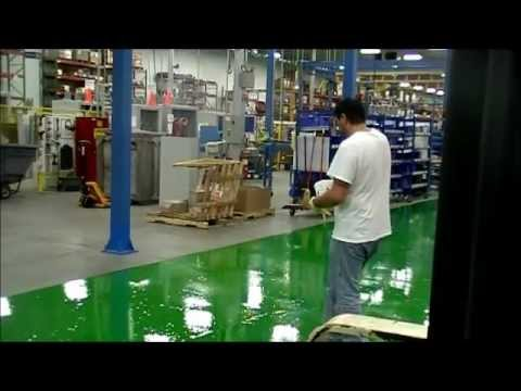 Epoxy Floor Coatings www.SafeDry.com 877-824-0501