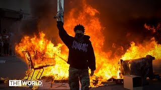 US cities reel from another day of violent protests | The World