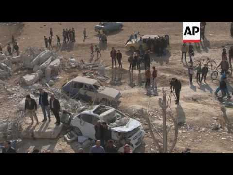 Lebanon militant dies in Israeli strike in Syria
