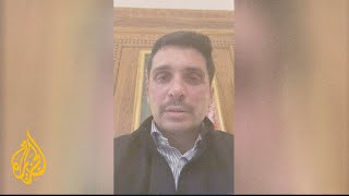 الأمير الأردني حمزة بن الحسين يقول في تسجيل مصور إنه قيد الإقامة الجبرية في منزله