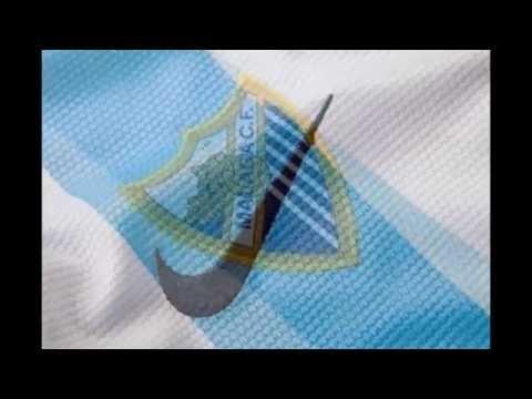 Nueva camiseta del Malaga 2013 2014 azul | camisetasdefutbolcn.com