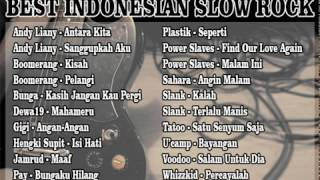 Best Indonesian Slow Rock