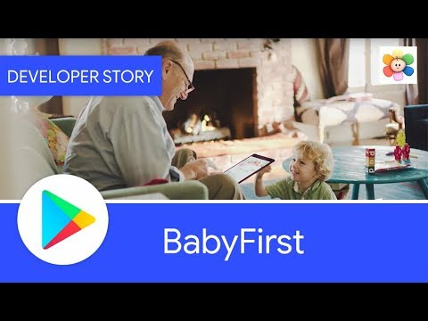 Android Developer Story: BabyFirst increases installs by 50% with Google Play