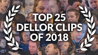 Top 25 Dellor Rage Clips Of 2018