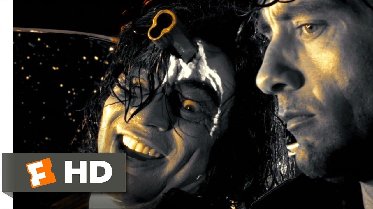 Sin City (7/12) Movie CLIP - A Ride with Jackie Boy (2005