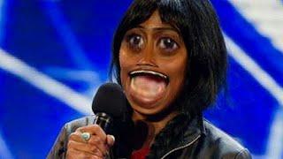 Weirdest XFactor auditions *funny*