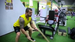 King Fit - Урок функционального тренинга/ Тренер - Захар Комаров
