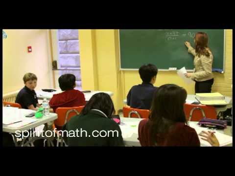 The Spirit of Math Schools Difference - Our Curriculum