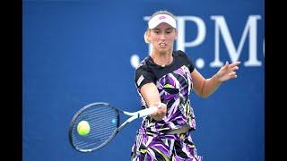 Elise Mertens vs. Jil Teichmann | US Open 2019 R1 Highlights