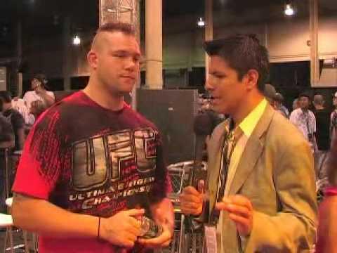 UFC 100 Weekend: Interview with Zac Jensen