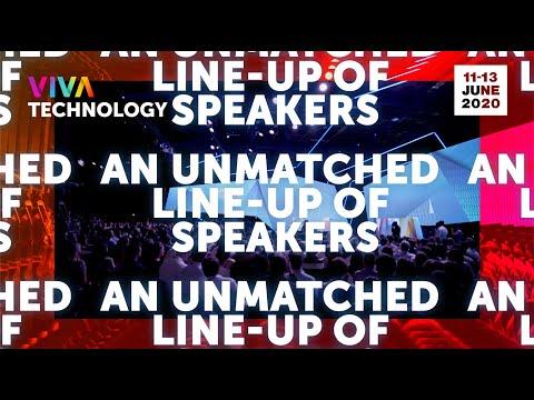 Viva Technology 2020 Teaser