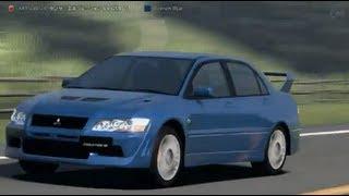 三菱 ランサーエボリューション Ⅶ GSR '01 Lancer Evolution.