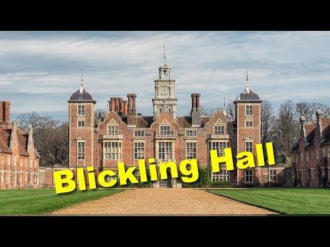 Blickling Hall Анна Болейн Петр Первый и прочие интересности знаменитого поместья