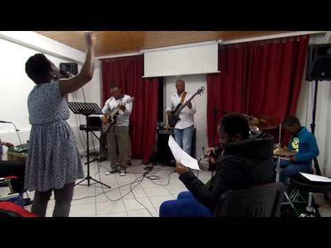 Adonai we worship You. Practice 2