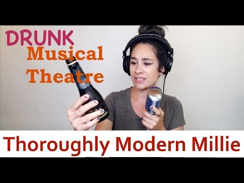 "DRUNK MUSICAL THEATRE: ""Gimme Gimme"" - Episode #2"