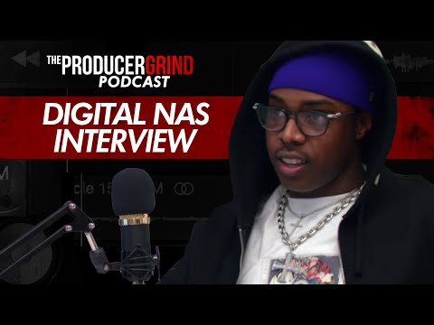 Digital Nas Talks Producing For Underground Artists, Making $100,000 on SoundCloud & More