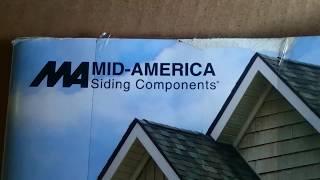 Декоративные ставни Mid-America