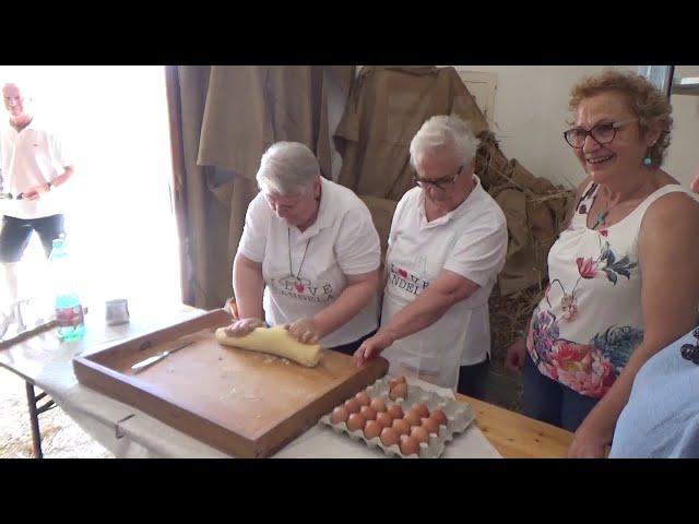 Una lezione di Orecchiette a Candela (Puglia)