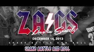 2013 Battle in Seattle - (Spokane Pre-Sale)