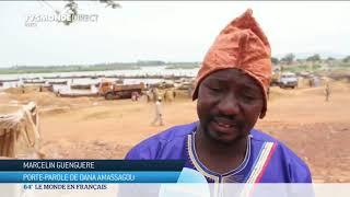 Mali : le choc après la tuerie de Sobame Da