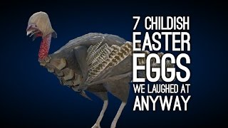 7 Most Childish Easter Eggs We Laughed At Anyway