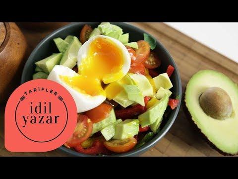 Hızlı Kahvaltı Salatası Tarifi - İdil Yazar - Yemek Tarifleri