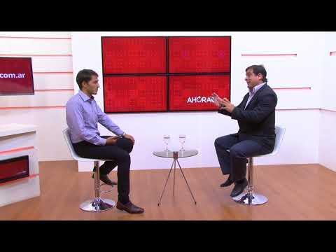 AHORA TV | Entrevista con Marcelo Casaretto
