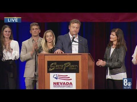 Dean Heller concedes to Jacky Rosen