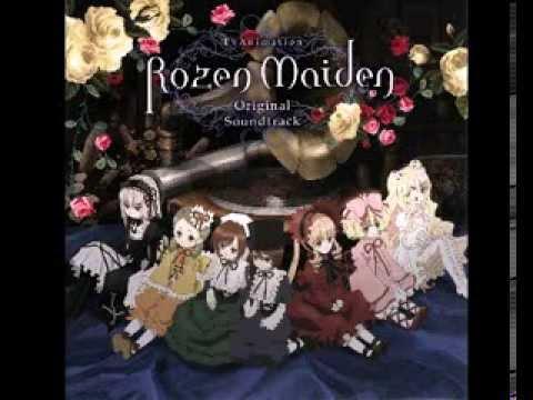Rozen Maiden (2013) OST - Makanakatta Sekai