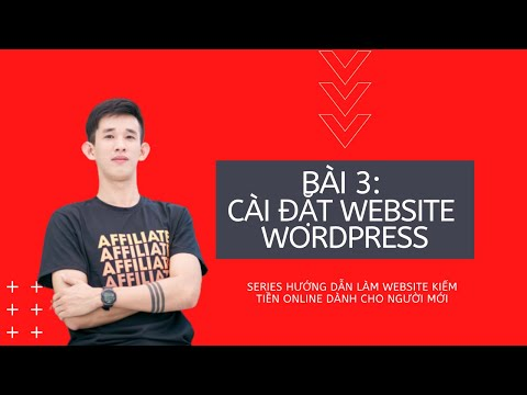 Bài 3: Thuê VPS Vultr và cài đặt Website WordPress - Làm website kiếm tiền online