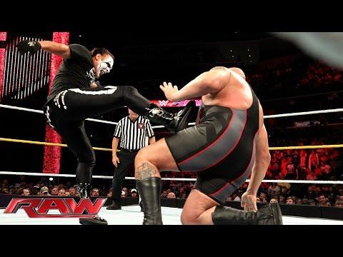 Sting vs. Big Show: Raw – 14. September 2015