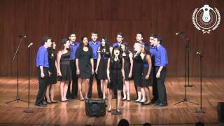 Jar of Hearts - ICCA Northeast Semifinals 2012 - Yale Out of the Blue