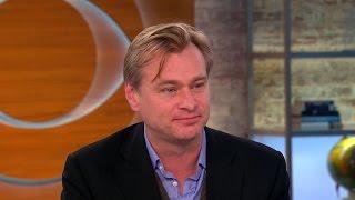 "Director Christopher Nolan on ""Interstellar,"" inspiration and family"