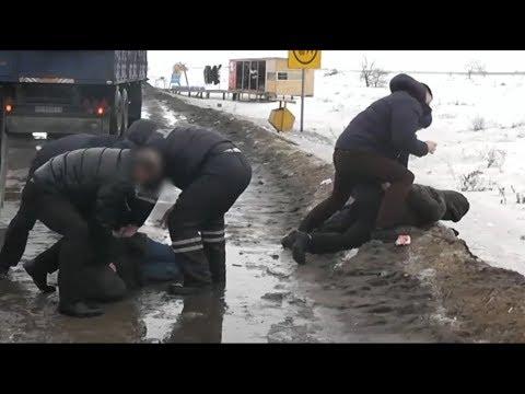 """В Волгоградской области задержали трио """"барсеточников"""""""