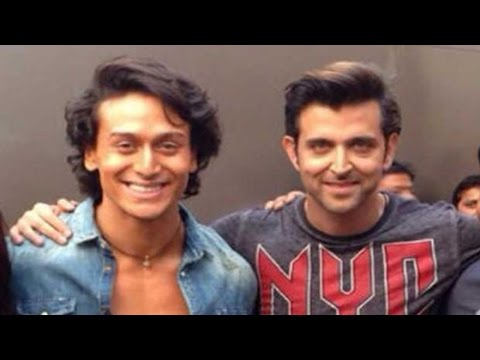 Tiger Shroff Shows His OBSESSION For Hrithik Roshan In Befikra Song   VIDEO