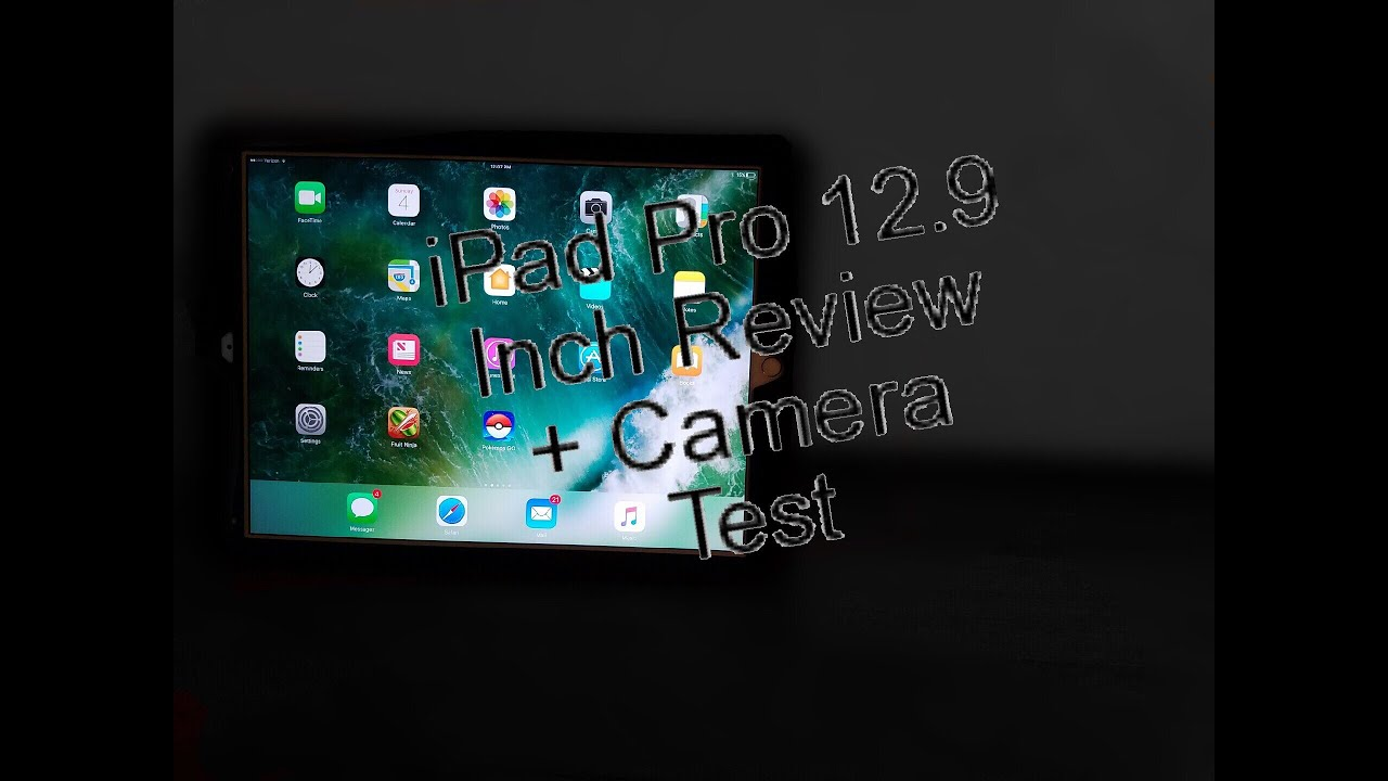 Test Ipad Pro