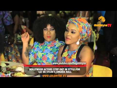 nollywood-actors-step-out-in-style-for-liz-da-sylva's-ankara-ball