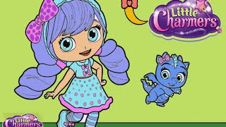 LITTLE CHARMERS Nickelodeon Little Charmers Color Episode